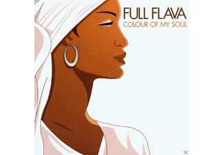 Full Flava - Colour Of My Soul - (CD)