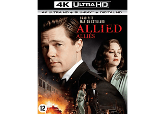 Allied - Blu-ray 4K