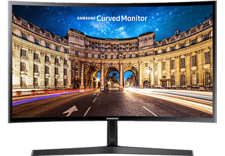 "SAMSUNG Moniteur LC24F396FHUXEN 24"" Full-HD Curved"
