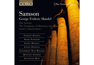 Harry Christophers - SAMSON - (CD)