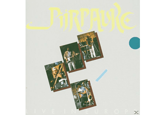 Piirpauke - LIVE IN EUROPE - (CD)