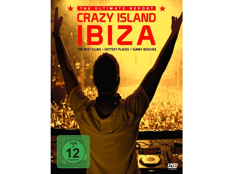 - The Ultimate Report - Crazy Island IBIZA 2017 [DVD]