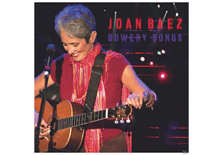 Joan Baez - Bowery Songs - (CD)