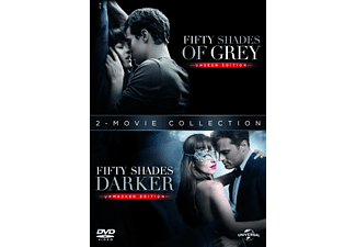 Fifty Shades of Grey / Fifty Shades Darker - DVD