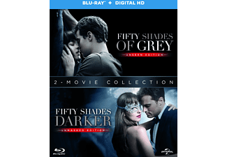 Fifty Shades of Grey / Fifty Shades Darker - Blu-ray