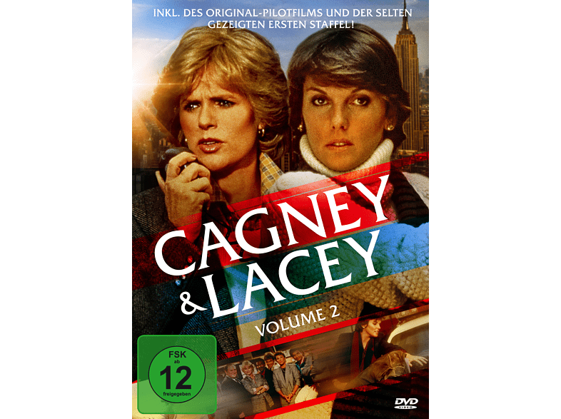 Cagney & Lacey, Volume 2 [DVD]