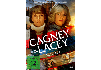 Cagney & Lacey, Volume 1 - (DVD)