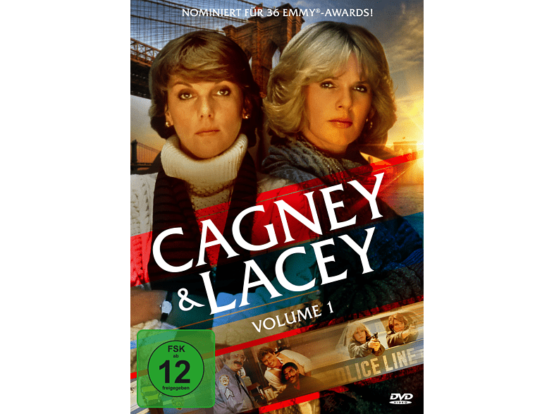 Cagney & Lacey, Volume 1 [DVD]
