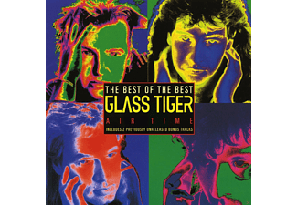 Glass Tiger - Air Time-Best Of - (CD)