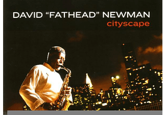 David Fathead Newman - Cityscape - (CD)