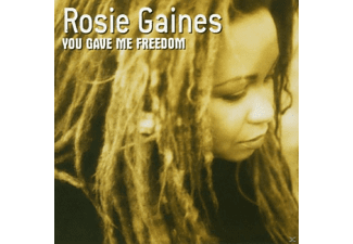 Rosie Gaines - You Gave Me Freedom - (CD)