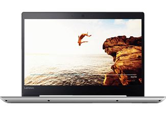 LENOVO IdeaPad 320S, Notebook mit 15.6 Zoll Display, Core™ i5 Prozessor, 8 GB RAM, 1 TB HDD, 128 GB SSD, UHD Grafik 620, Mineral Grey