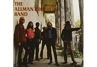 The Allman Brothers Band - The Allman Brothers Band - (CD)