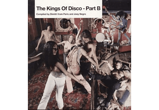 VARIOUS - The Kings Of Disco/Part B - (Vinyl)