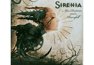 Sirenia - Nine Destinies And A Downfall [CD]