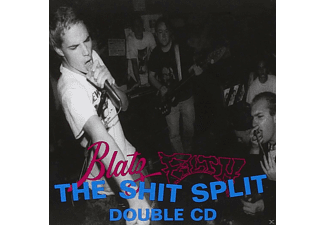 Blatz, Filth - The Shit Split - (CD)