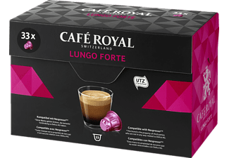 CAFE ROYAL Lungo Forte Caps Box, Kaffeekapseln