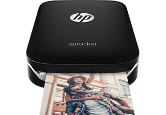 HP Imprimante photo portable Sprocket Noir (Z3Z92A)