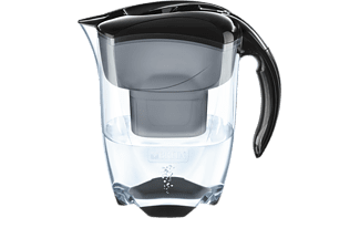 BRITA Waterfilterkan Elemaris Zwart XL (1024031)