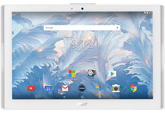ACER Iconia One 10 (B3-A40), Tablet mit 10.1 Zoll, 32 GB, 2 GB RAM, Android™ 7.0 (Nougat), Weiß