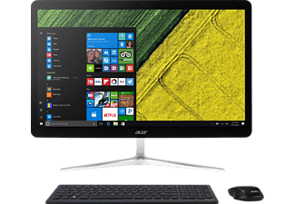 ACER Aspire U27-880 All-in-One-PC 27 Zoll 10-Finger Multi-Touch Full-HD Display Touchscreen 2.7 GHz