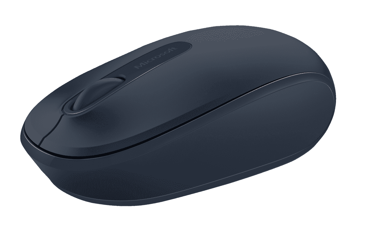MICROSOFT Wireless Mobile Mouse 1850 Maus in Wool Blue