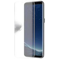 OTTERBOX 78-51251 GAL. S8 CLEARLY PROTECT. SKIN ALPHA GLASS Backcover Samsung Galaxy S8  Transparent