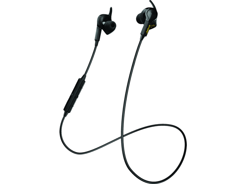 JABRA Sport Pulse™ Special Edition, In-ear Kopfhörer Bluetooth Schwarz
