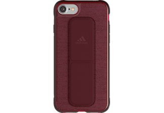 ADIDAS Grip Case Handyhülle, Collegiate Burgundy, passend für Apple iPhone 7