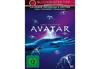 Avatar - Extended Collector's Edition - (DVD)