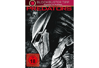 Predators Hollywood Collection - (DVD)
