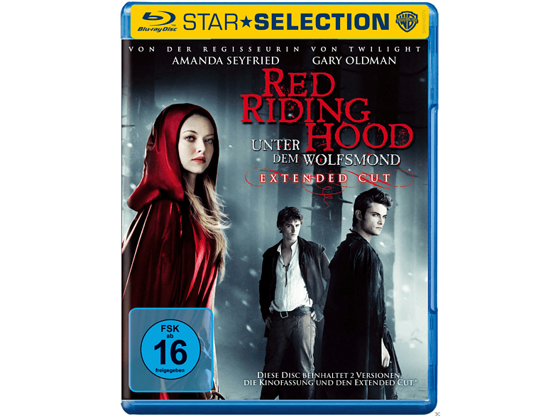 Red Riding Hood Extended Version [Blu-ray]