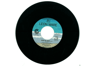 Leon Ware - Step By Step/On The Beach - (Vinyl)