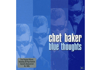Chet Baker - Blue Thoughts - (CD)