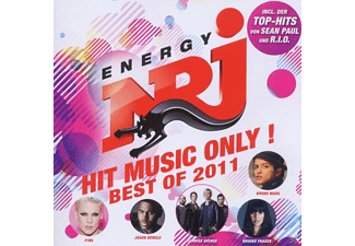 VARIOUS - Energy-Hit Music Only! Best Of 2011 - (CD)