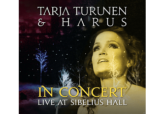 Tarja Turunen, Harus - In Concert:Live At Sibelius Hall - (CD)