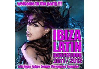 VARIOUS - Latin House 2012 - (CD)