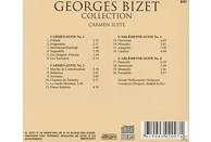 Slovakian Philharmonic Orchestra - Georges Bizet Collection [CD]