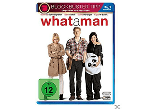 What A Man - (Blu-ray)
