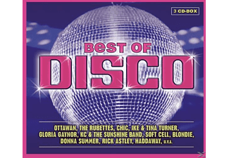 VARIOUS - Best Of Disco(New Version) - (CD)