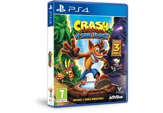 Crash Bandicoot: N Sane Trilogy  PS4