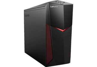 LENOVO Legion Y520 Tower, Gaming PC mit Core™ i7 Prozessor, 16 GB RAM, 1 TB HDD, 128 GB SSD, GeForce GTX 1060, 3 GB GDDR5 Grafikspeicher