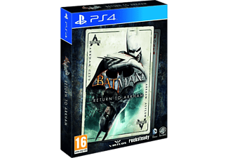WARNER BROS BATMAN : Return to Arkham PlayStation 4 Oyun