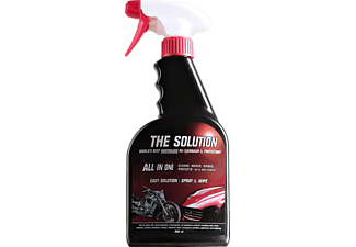 THE SOLUTION All in One 800 Ml susuz Araç Yıkama Cilalama Hızlı cila