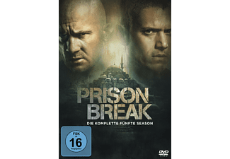 Prison Break - Staffel 5 - (DVD)