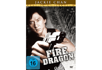 Fire Dragon - Jackie Chan - (DVD)