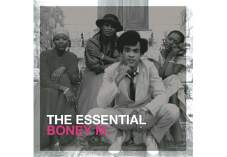 Boney M. - The Essential Boney M. - (CD)