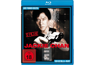 Jackie Chan-Ultimate Edition (12 Filme Box) - (Blu-ray)