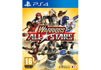 Warriors All Stars - PlayStation 4