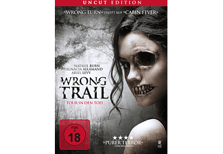 Wrong Trail - Tour in den Tod - (DVD)
